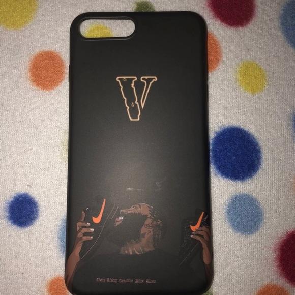 Hard Vlone Iphone 7 Plus 8 Plus Iphone Case